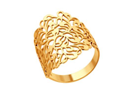 Женские кольца без камней