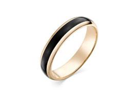 Обручальные кольца с керамикой