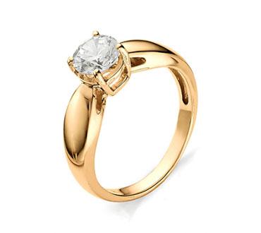 Помолвочные кольца с большими бриллиантами