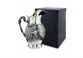Серебряные вазы и кувшины