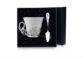 Серебряные чайные наборы