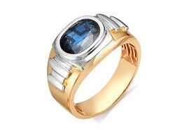 Мужские золотые кольца