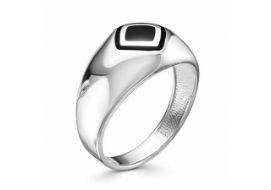 Серебряные мужские кольца