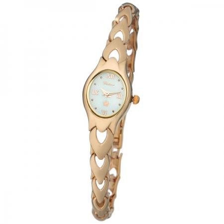 78250.316 женские золотые часы «илона»