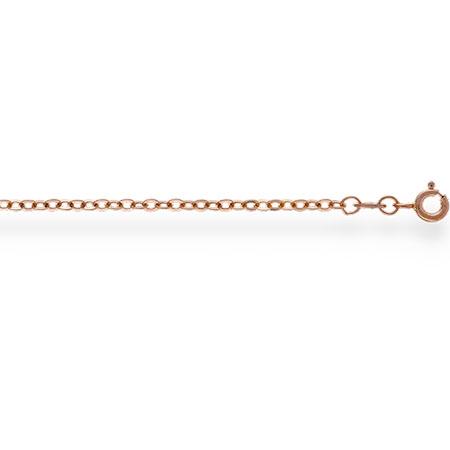 НЦ12-039ПГ золотая цепочка ролло батута пустотелая с алмазной гранью