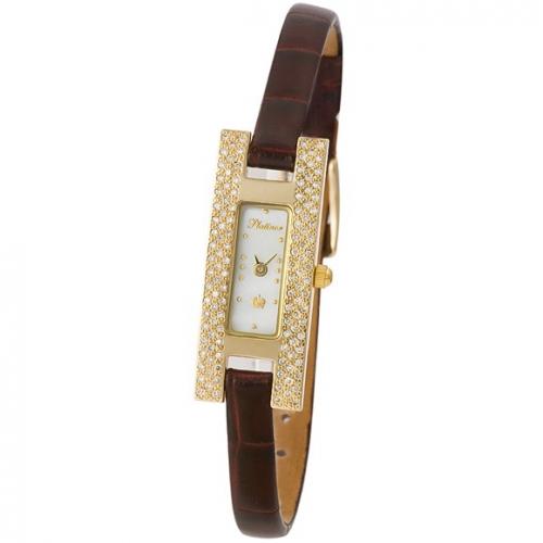 Женские золотые часы «Инга»