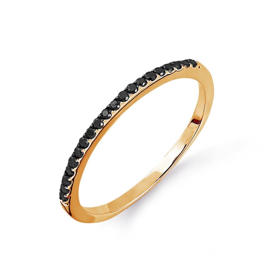 Т141014024 золотое кольцо с бриллиантами