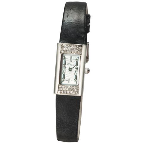 94706.224 женские серебряные часы «николь»