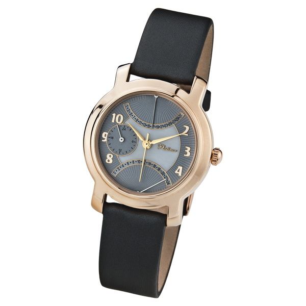 97350.832 женские золотые часы «оливия»