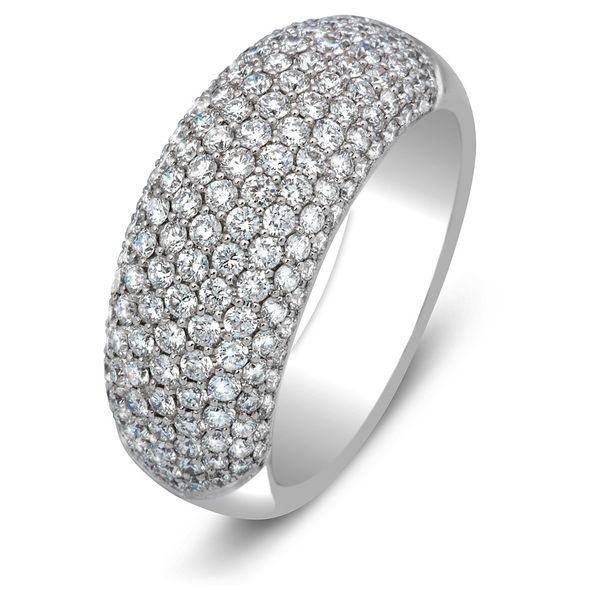 Фото с бриллиантами кольцо россыпь