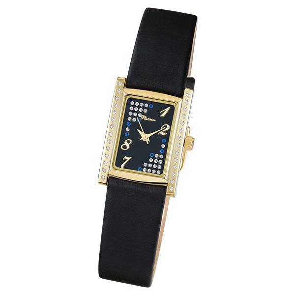Женские золотые часы «Милана»