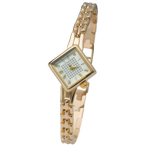 Женские золотые часы «Алисия-1»