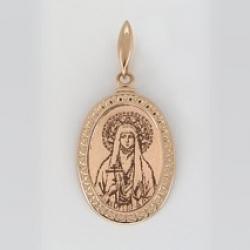 Иконка Святая Великая Княгиня Елисавета SOKOLOV