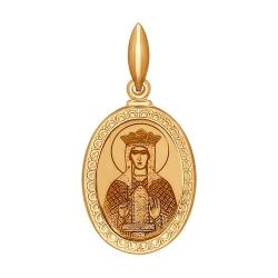Иконка Святая Царица Александра SOKOLOV