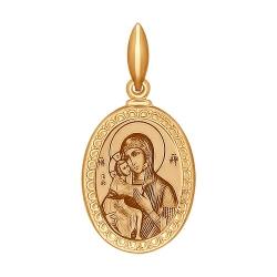 Иконка Божией Матери Костромская-Фёдоровская SOKOLOV