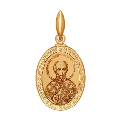 Иконка Святитель Николай Чудотворец SOKOLOV