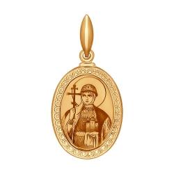 Иконка Святая Равноапостольная Княгиня Ольга SOKOLOV