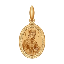 Иконка Святая Равноапостольная Царица Елена SOKOLOV