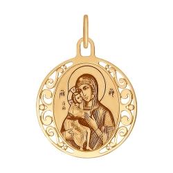 Иконка Божией Матери Феодоровская-Костромская SOKOLOV