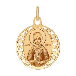 Иконка Святая Блаженная Матрона SOKOLOV