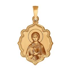 Иконка Святая Мученица Любовь SOKOLOV