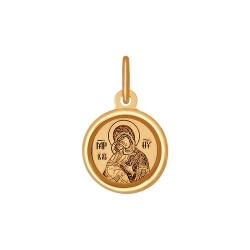 Иконка Божией Матери Владимирская SOKOLOV