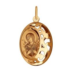 Иконка Божьей Матери Семистрельная SOKOLOV