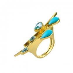 Золотое кольцо «Капель»