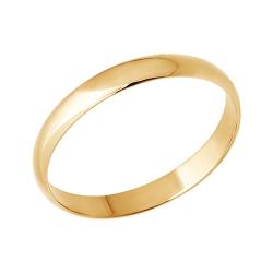 Обручальное кольцо без камней SOKOLOV
