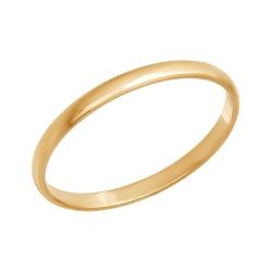 Обручальное кольцо без камней SOKOLOV (17.5 p-p)