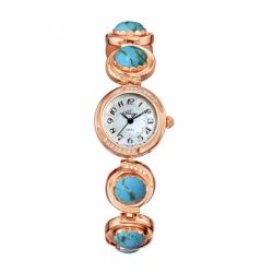 Наручные часы Flora Бирюза, кварцевые