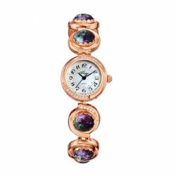 Наручные часы Flora Цоизит, кварцевые