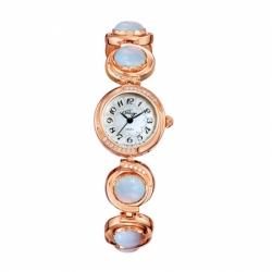 Наручные часы Flora Лунный камень матовый, кварцевые
