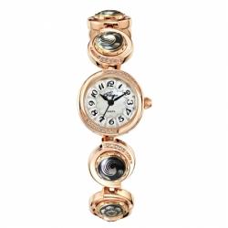 Часы с драг. металлом Flora Северянка-1, кварцевые