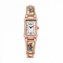 Наручные часы Flora Славянка, кварцевые