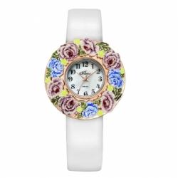 Часы с драг. металлом Flora Светлана, кварцевые