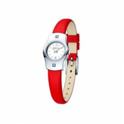 Женские серебряные часы Why not