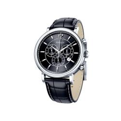 Мужские серебряные часы Motion