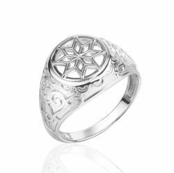 Кольцо перстень Алатырь