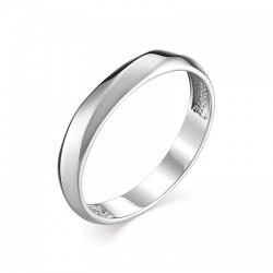 Обручальное кольцо с пятью гранями