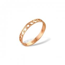 Кольцо из золота 585 пробы