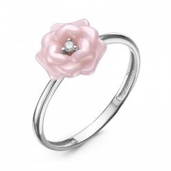 Кольцо Нежные розы