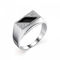Кольцо печатка Стиль