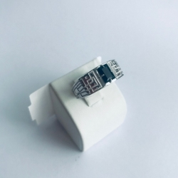 Кольцо печатка для мужчин Микросхема