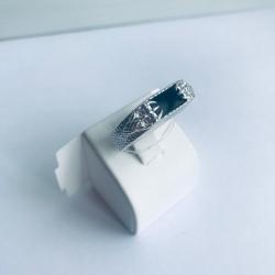 Кольцо печатка для мужчин Хищник