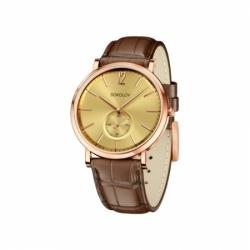 Мужские золотые часы Forward
