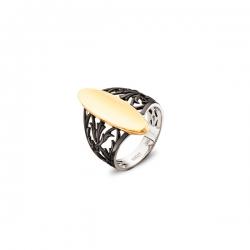 Кольцо из жёлтого золота 585 пробы