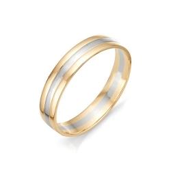 Обручальное кольцо шириной 4,5 мм.
