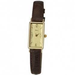 Женские золотые часы «Констанция»