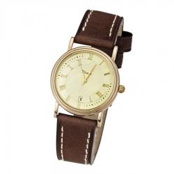 Мужские золотые часы «Витязь»